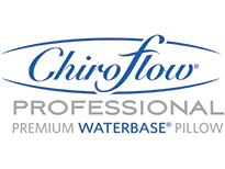 chiroflow pillows logo